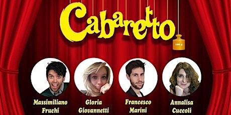 CaBarEtto biglietti