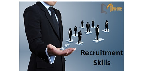 Recruitment Skills 1 Day Training in Hamburg tickets