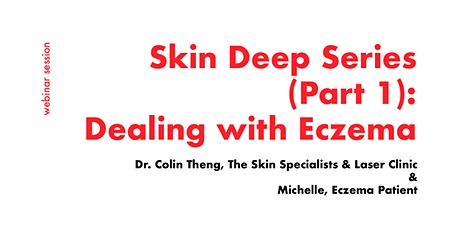 [FREE WEBINAR] Consult a Dermatologist for Eczema tickets