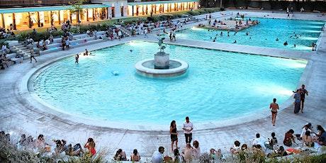 PAM / venerdì 17 Aperitivo a bordo piscina  ai Bagni Misteriosi  Milano biglietti