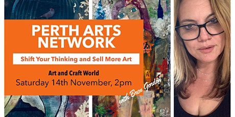 Shift Your Thinking and Sell More Art tickets