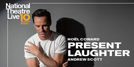National Theatre Live - Present Laughter tickets