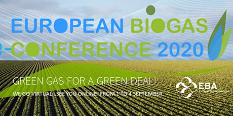 European Biogas Conference tickets