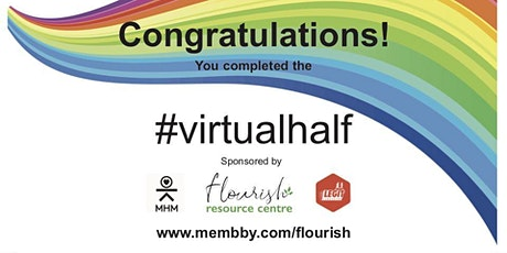 Great No Run - #virtualhalf tickets