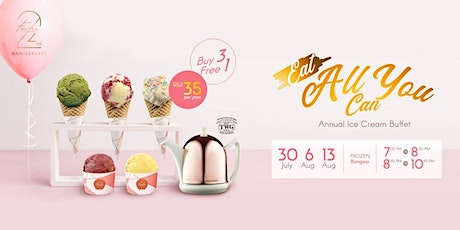 The Annual FROZEN Ice-Cream Buffet - Bangsar Telawi tickets