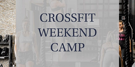 CrossFit Weekend Camp Tickets