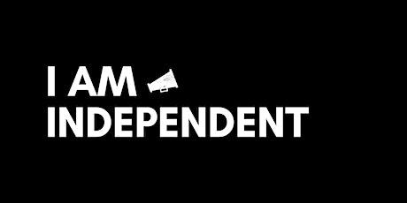 I Am Independent Bootcamp - Week 3 tickets