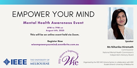 Empower Your Mind - Mental Health Awareness Event tickets