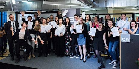 C3-Award 2020. Preisverleihung für  Vorwissenschaftliche (Diplom-)Arbeiten Tickets