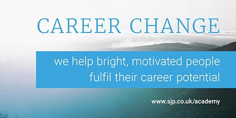 Change your Career with St. James's Place Acadamy tickets