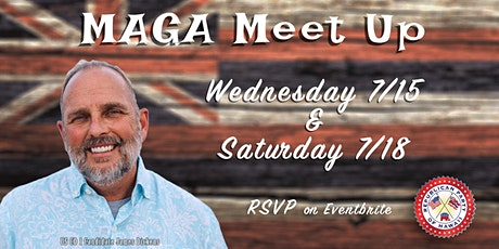MAGA Meet Up with James Dickens tickets
