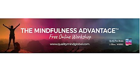 The Mindfulness Advantage™ tickets