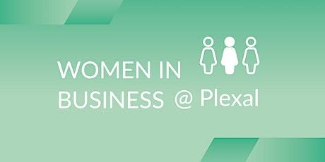 Women in Business @ Plexal biglietti