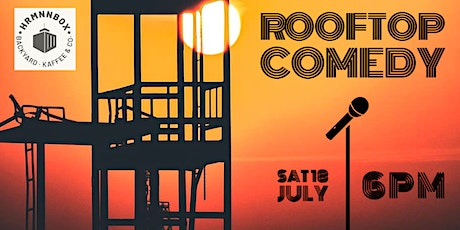 Rooftop Comedy #4 Tickets