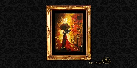 Sip and Paint : The Red Lady (Friday) tickets