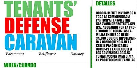 Tenants' Defense Caravan tickets