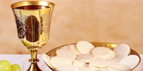 HVMC - Holy Communion Service Registration tickets