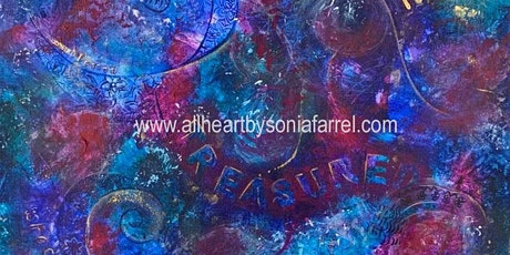 'My Inspiration' Art Experience with Sonia Farrell:Creative Hearts Art tickets