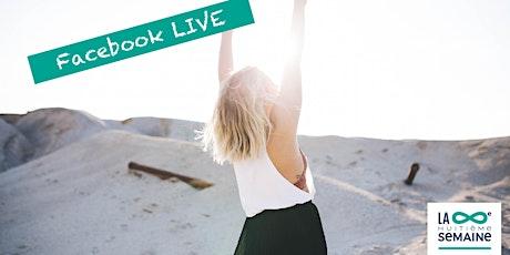 FB LIVE : Manger en pleine conscience - Posez toutes vos questions ! billets