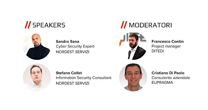 Immagine CyberSecurity: Risk management e Data Governance