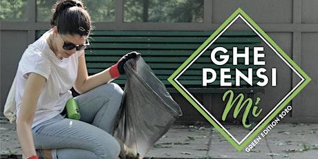 Ghe Pensi MI_green | Parco Lambro biglietti