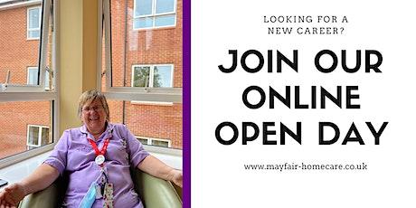 Barnet Online Recruitment Open Day tickets