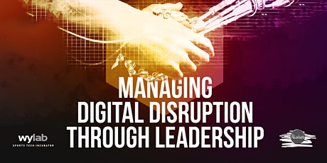 Managing Digital Disruption through leadership biglietti