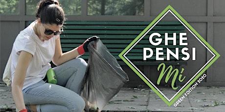 Ghe Pensi MI_green | Parco Ravizza biglietti