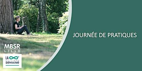 Journée de pratique de la pleine conscience en silence - Mouvaux - Emmanuel billets