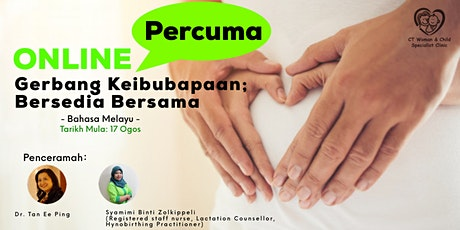 Online Journey to parenthood (Malay) biglietti