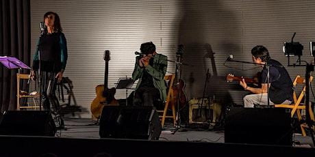 Blues Castellano. Cova Villegas & Delta Galgos entradas