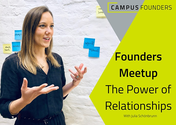 Founders Meetup / The Power of Relationships: Bild