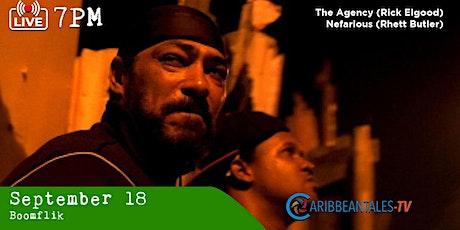 CTFF 2020 Jamaica Night: Boomflik tickets