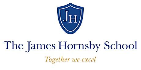 James Hornsby Summer School tickets