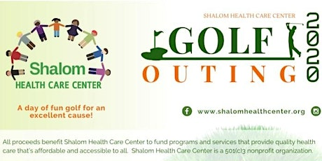 Shalom Health Care Center's 2nd Annual Golf Outing tickets