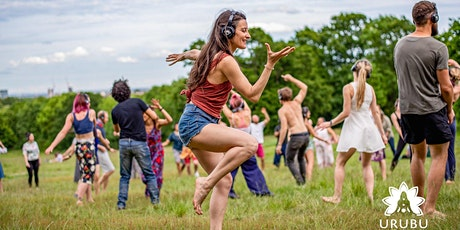 Sun,5:30-7:30pm Ecstatic Dance London Outdoor Silent Disco & Cacao Ceremony tickets