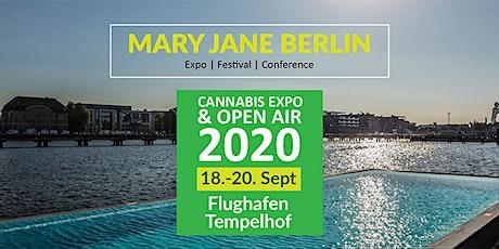 Mary Jane Berlin 2020 - Cannabis Expo & Festival  tickets