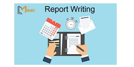 Report Writing 1 Day Virtual Live Training in Frankfurt tickets