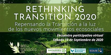 Rethinking Transition 2020 entradas