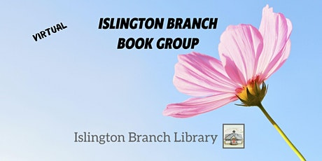 Islington Branch Book Club: The Oysterville Sewing Circle tickets
