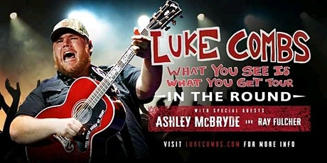 Luke Combs - What You See Is What You Get Tour tickets