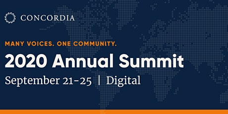 2020 Concordia Annual Summit tickets