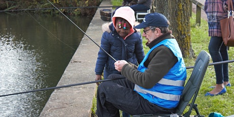 Free Let's Fish! - Milton Keynes - Learn to Fish session tickets