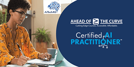 Instructor-led Certified Artificial Intelligence Practitioner (CAIP) tickets