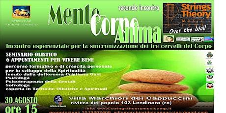 STRINGS THEORY MUSIC FEST - Seminario olistico - Mente Corpo Anima biglietti