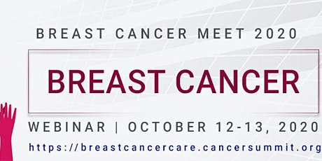 19th Global Summit on Breast Cancer tickets