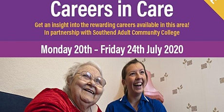 A Better Start Southend - Work Skills - Careers in Care Week tickets