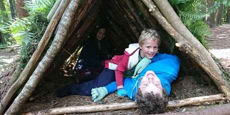 Family Bushcraft - age 5+, 1.5 hours in Bridgend tickets