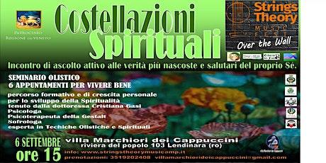 STRINGS THEORY MUSIC FEST - seminario olistico - Costellazioni Spirituali biglietti