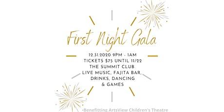 First Night Gala benefiting ArtsView Children's Theatre tickets
